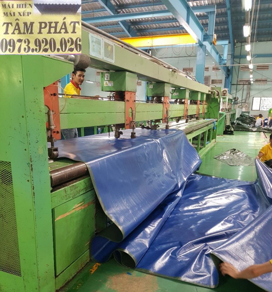 Xưởng sản xuất Bạt Che Nắng Mưa Giá Rẻ