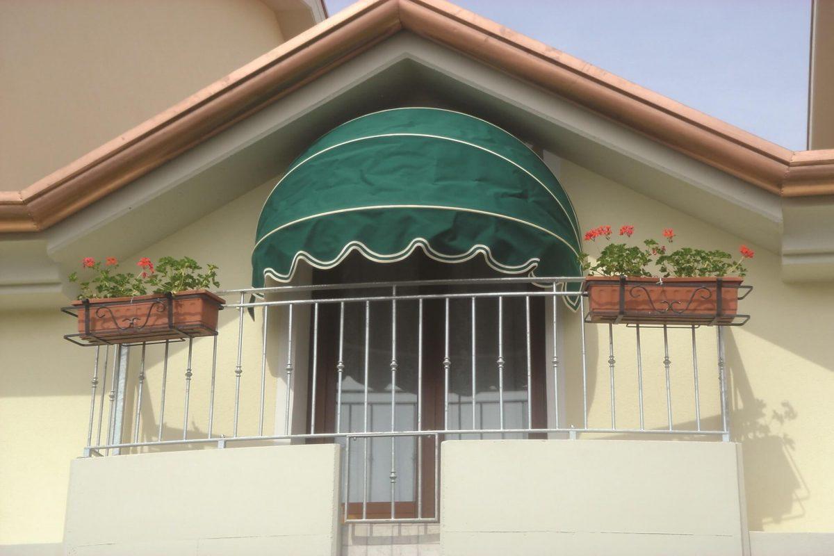 thiết kế mái vòm đẹp