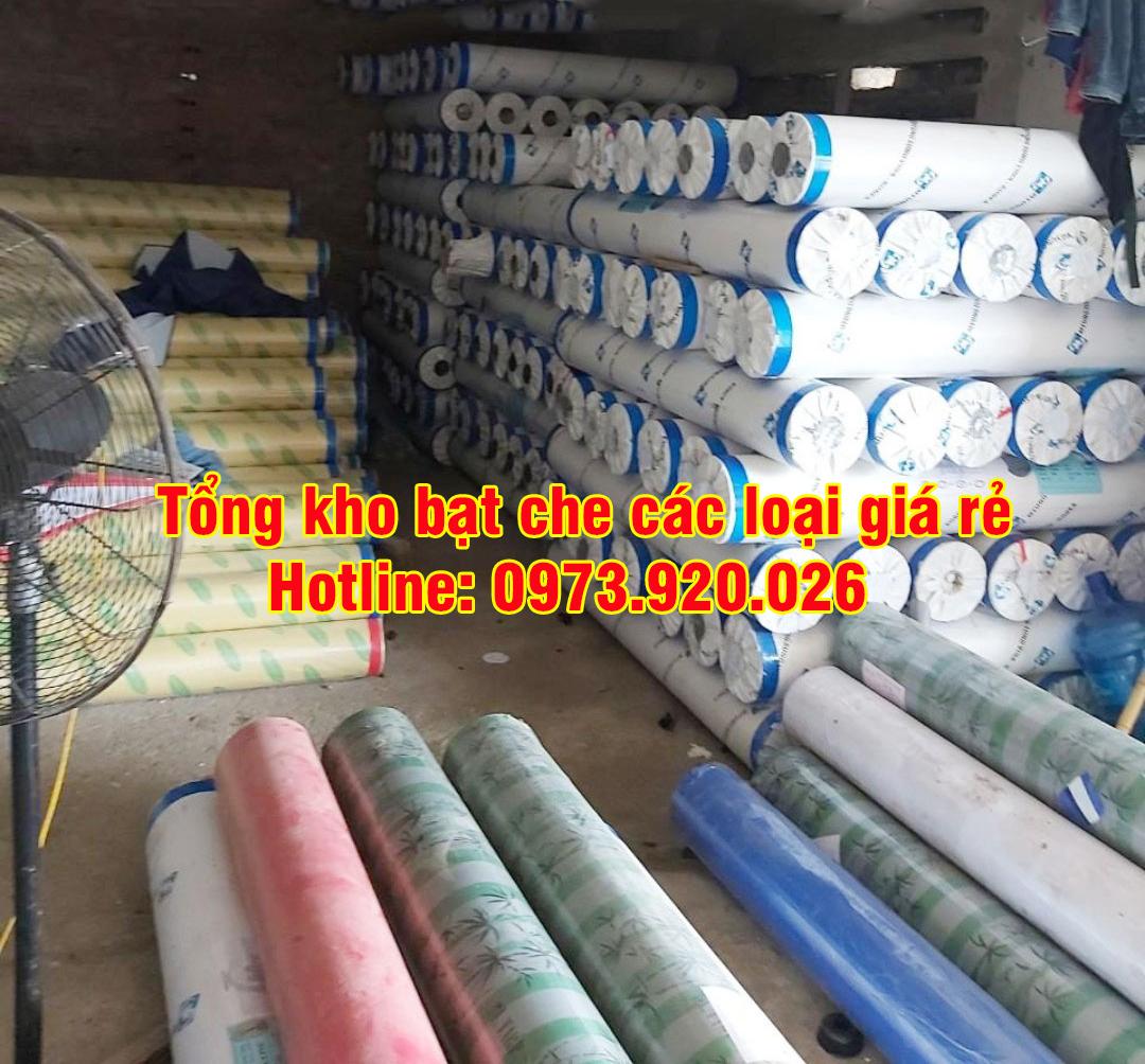 Bạt nhựa che nắng mưa giá rẻ